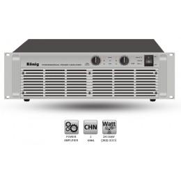 König A-3000/S 2x1200 Watt Power Anfi