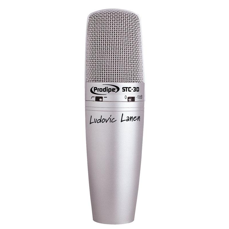 Propide STC-3D Kondenser Stüdyo Mikrofonu
