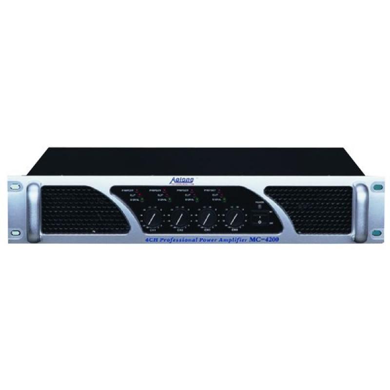 Aolong MC-4250 4 Kanal Power Anfi