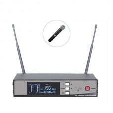 Bots BT-1000 E UHF Tekli Kablosuz El Mikrofon