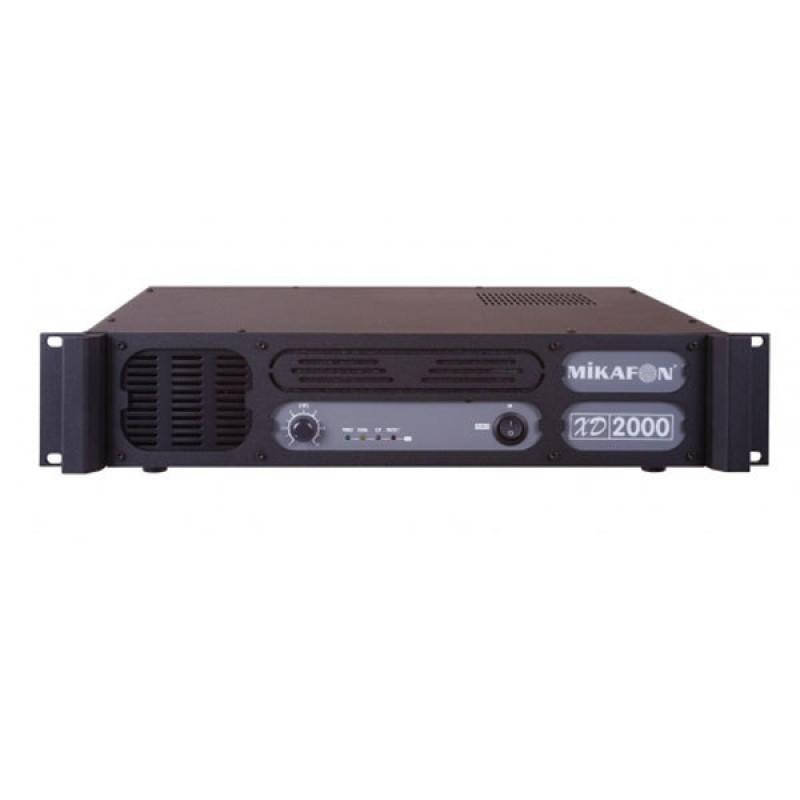 Enorm XD2000 1000 Watt D Class Power Amplifikatör