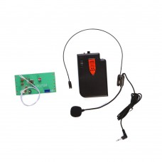 Notel NOT 501 YM VHF Kablosuz Headset Mikrofon ve Alıcı Modülü