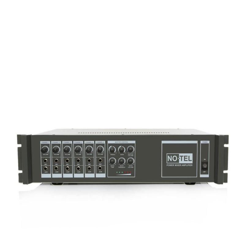 Notel NOT A 200T 200 Watt Eko'lu Hat Trafolu Mikser Amplifikatör