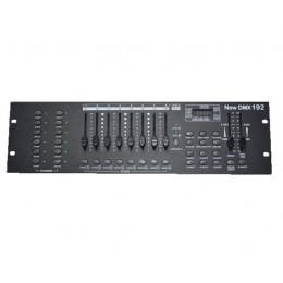 BlueStar LC-192 192 Kanal Universal DMX512 Kontrol Masası