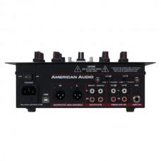 American Audio MXR 10 2 Kanallı Rafa Monte Edilebilen Pro Mixer