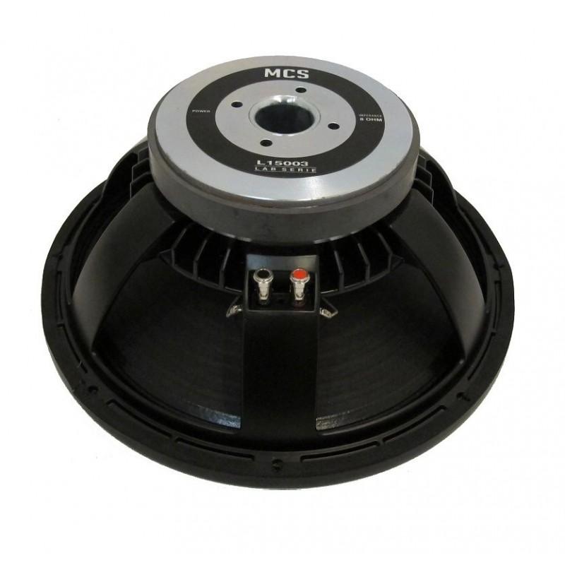 MCS 15003 15'' 38 Cm 800 Watt Bass Hoparlör