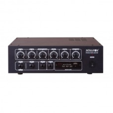 Mikafon B052U 50 Watt Masaüstü Amplifikatör