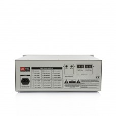 Notel NOT A 2400B 2x400 Watt Eko'lu Mp3 Çalarlı Power Küp Mikser Amplifikatör