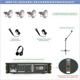 Notel MEP 101 Minare Ezan Ses Sistemi Paketi