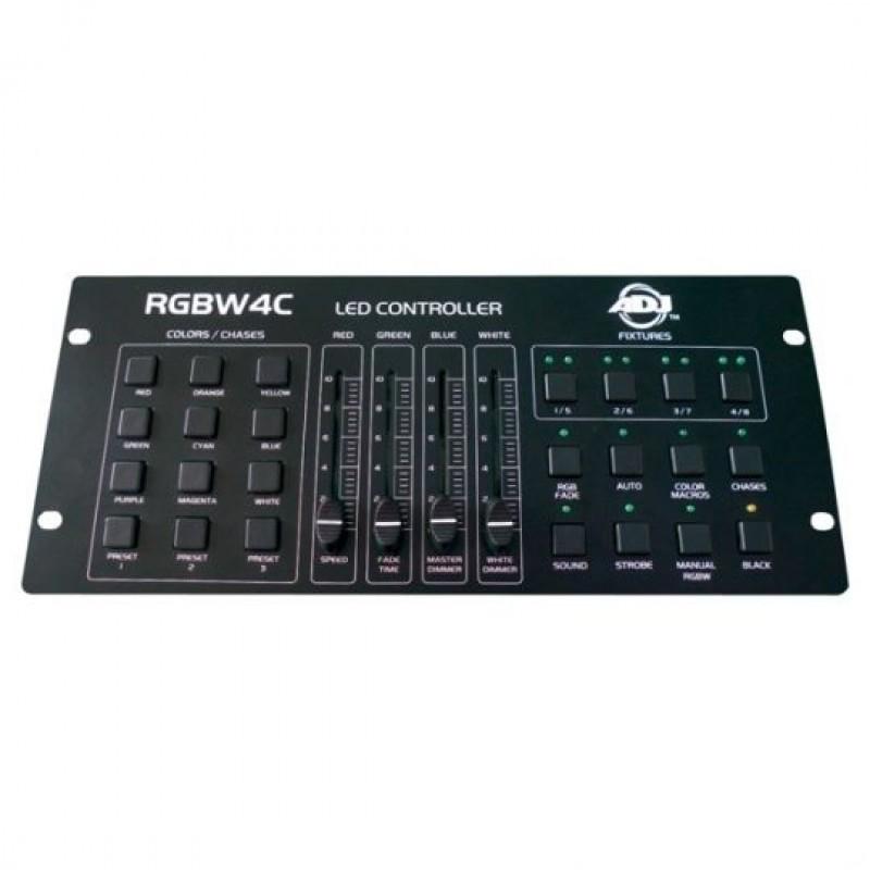 ADJ RGBW4C 32 Kanal RGB, RGBW veya RGBA LED Kumandası