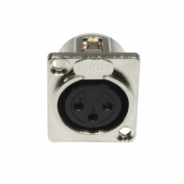 Accu-Cable AC-C-XM3 3 Pin Şase Tipi XLR Erkek Fiş
