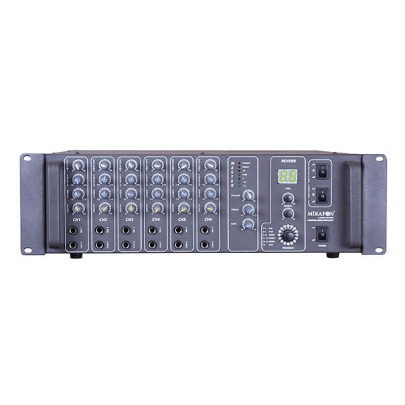 Mikafon B6641 300 Watt Hat Trafolu Power Mikser Amplifikatör