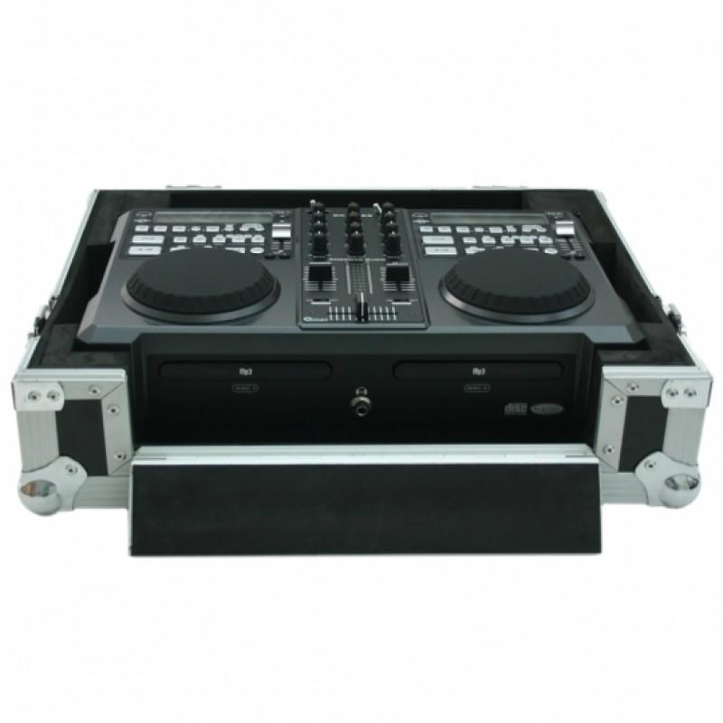 American Audio CK-CASE Cd Çalar ve Notebook Sehpası 2 Katlı
