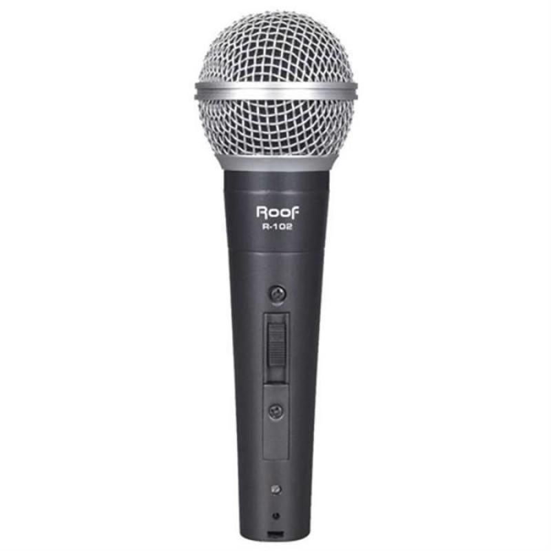 Roof R-102 Kablolu Dinamik El Mikrofonu