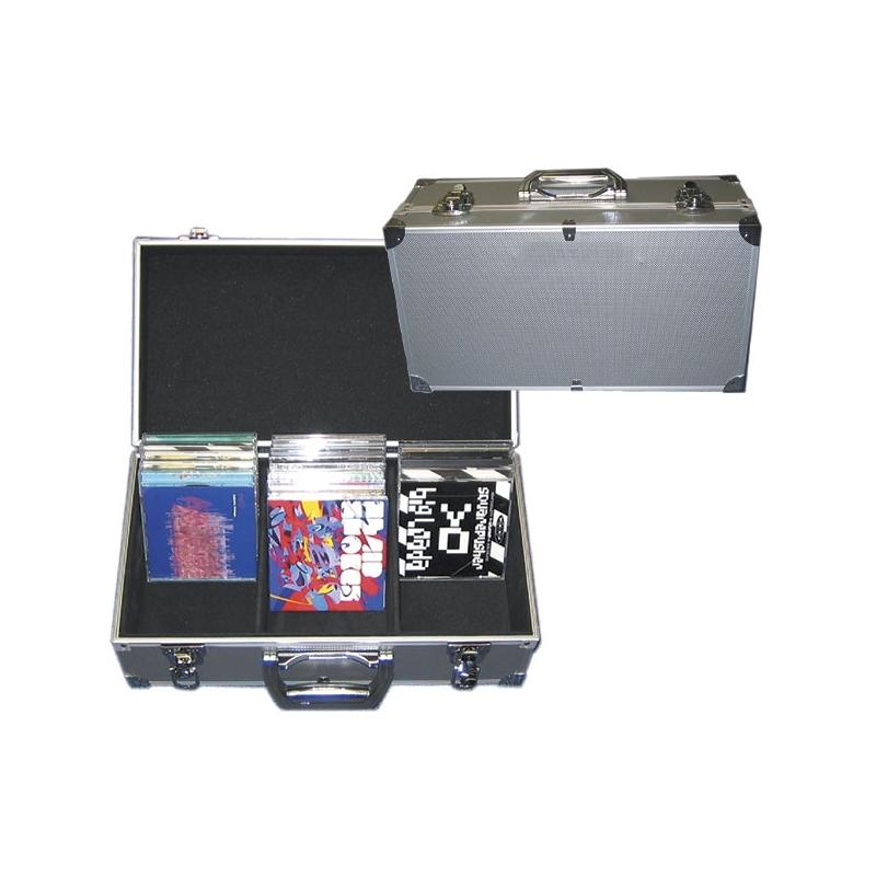 American Audio CD-A CASE CD ve Aksesuarlar İçin Küçük Seyahat Çantası