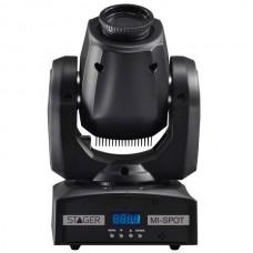 Stager MI-SPOT Mini Oynar Başlıklı GOBO LED