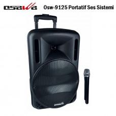 Osawa OSW-9125 80 Watt Portatif Taşınabilir Şarjlı Anfi