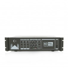 Notel NOT A 2400E 2x400 Watt Eko'lu Power Mikser Ezan Anfisi