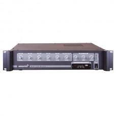 Enorm MX6-USB 6 Kanallı Müzik ve Anons Mikseri