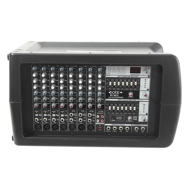 Bots BT-6012 2x300 Watt Power Mikser