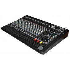 Notel  NOT 1600FX 17 Kanal Profesyonel Dijital Stüdyo Deck Ses Mikseri