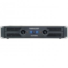 American Audio VLP-1000 2x500 Watt Power Amfi