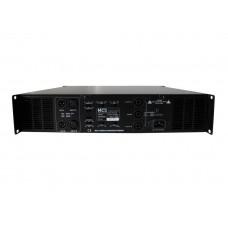 MCS 2002 2x1500 Watt Power Amplifikatör