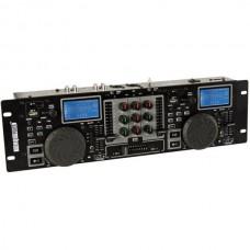 American Audio VDSMP31 19'' İkili Sd Kartlı Mp3 Çalar + Mikser
