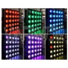 BlueStar EF-2530L 25x30 Watt LED Matrix Effect Işık Sistemi