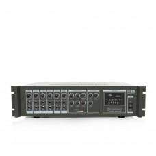 Notel NOT A 2100MCT 100 Watt Hat Trafolu 100 Watt 4-8 Ohm Eko'lu Mp3 Çalarlı Power Mikser Okul Amplifikatör