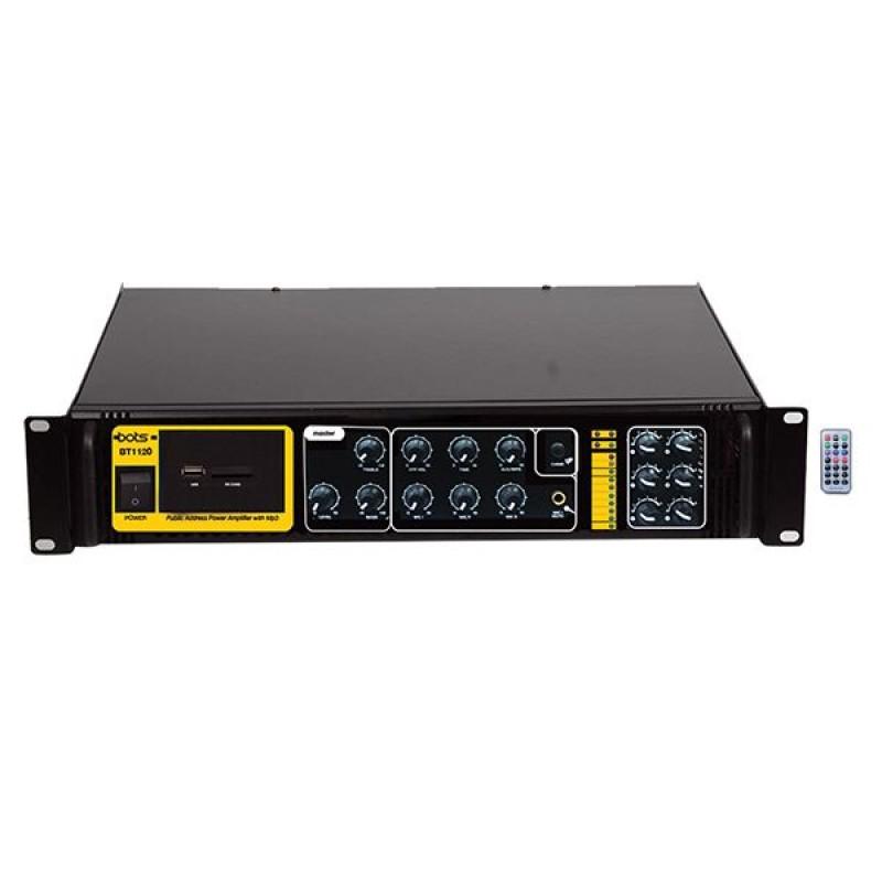 Bots BT-1650 650 Watt Hat Trafolu 6 Bölgeli Zonlu Anfi