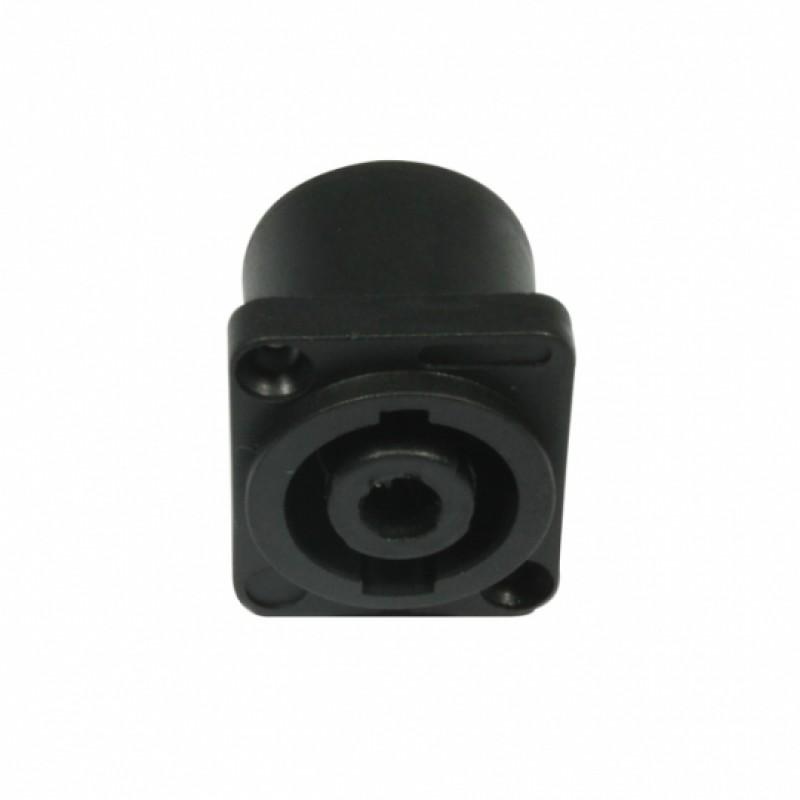 Accu-Cable AC-C-PS4M Speakon 4'lü Şase Tipi Fiş