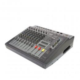 Notel NOT 900U 9 Kanal Dijital Stüdyo Power Ses Mikseri