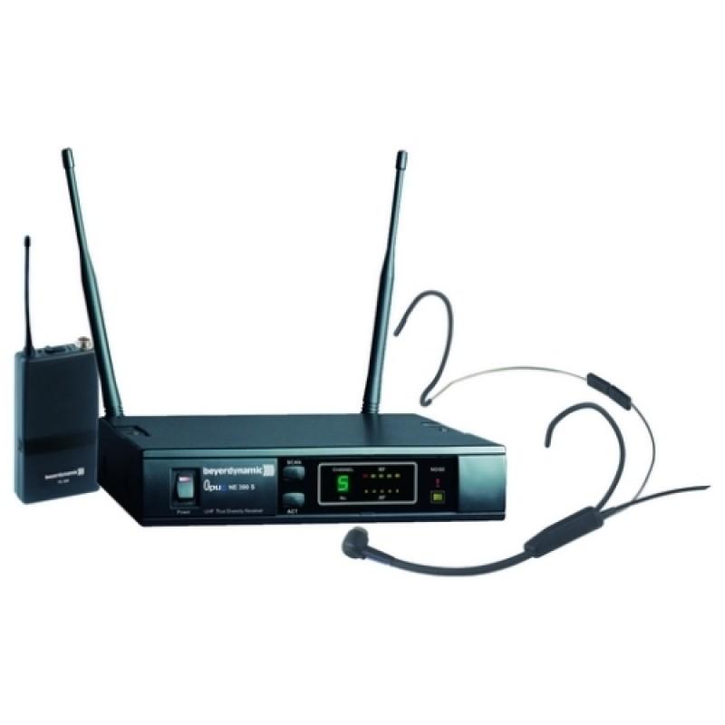 Beyerdynamic OPUS 650 SET NE 600 S Alıcı, TS 600 Cep Vericisi Ve MCE 60.18 Yaka Mikrofonu