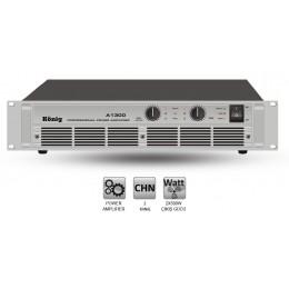 König A-1300/S 2x400 Watt Power Anfi