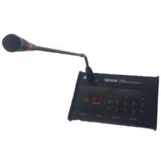 Dexun D-218 10 Bölge Anons Mikrofon Ünitesi