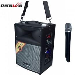 Osawa OSW-9110 80 Watt Portatif Taşınabilir Şarjlı Anfi