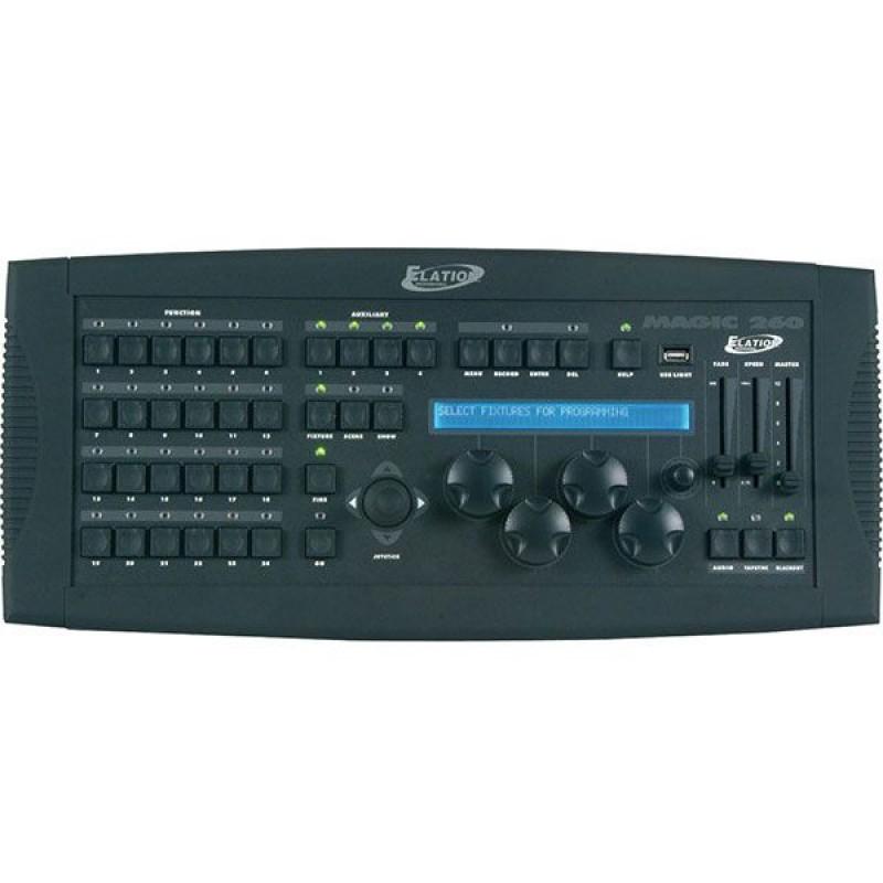 Elation MAGIC 260 DMX Kontrol Masası