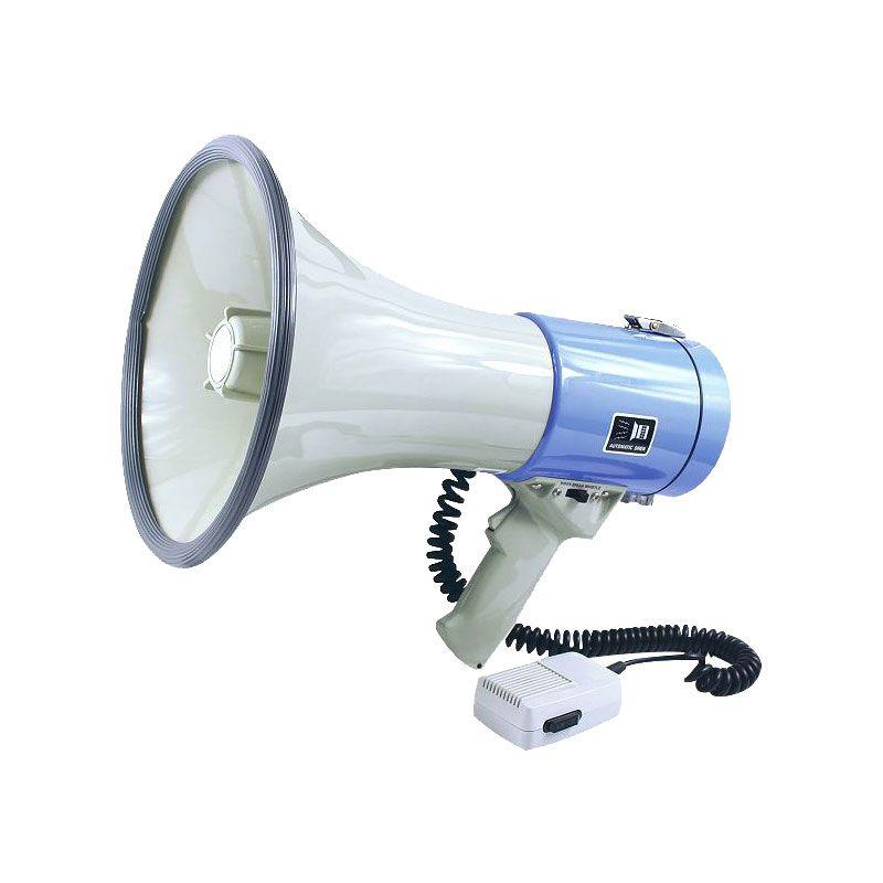 König K-7 45 Watt Sirenli Pilli Megafon
