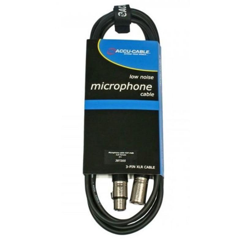 Accu-Cable AC-XMXF/5 XLR Mikrofon Kablosu
