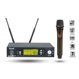 Roof R-1150S E UHF Dijital Telsiz El Mikrofonu