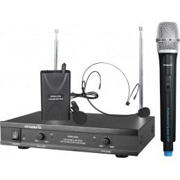 Osawa OSW-2208EY VHF Telsiz 1 El + 1 Yaka Mikrofon