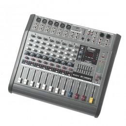 Bots BT-1000FX 2x300 Watt Power Mikser