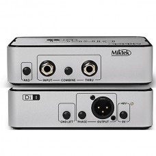 Miktek DI-1 Mono Active Direct Box