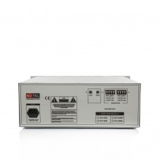 Notel NOT A 4200B 4x200 Watt Eko'lu Mp3 Çalarlı Küp Mikser Amplifikatör
