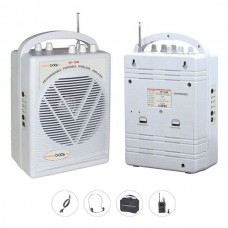 Bots SH 120-YK Seyyar Portatif 1 Yaka 1 Kafa Telsiz Mikrofonlu Mevlüt Anfisi