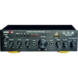 Osawa AV-215 2x80 Watt Stereo Mikser Anfi