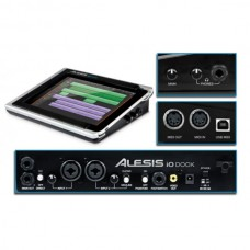 Alesis IO DOCK Ipad İçin Pro Audio Dock