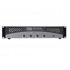 MCS 4004 4x1000 Watt Dijital Power Amplifikatör