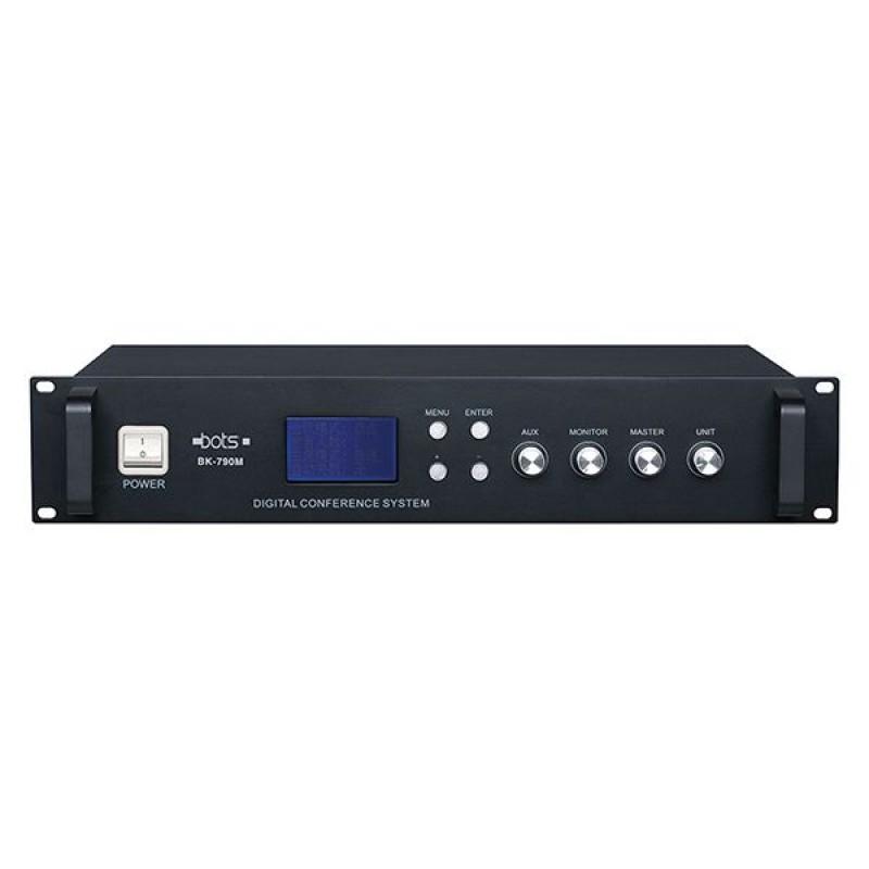 Bots BK-710M Ses ve Mikrofon Konferans Sistemi